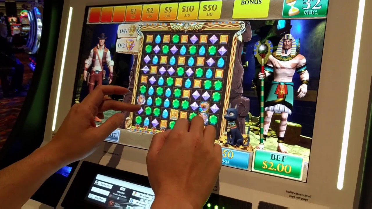 Skill-Based Slot Games